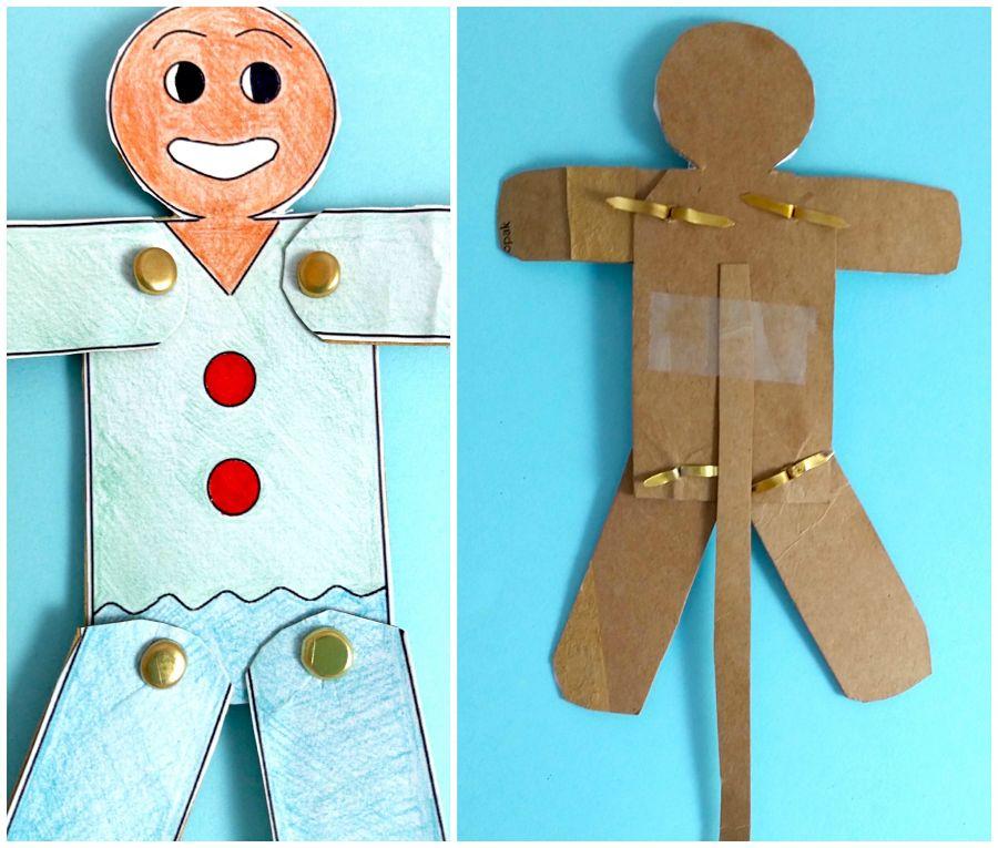 Comment faire des marionnettes et fabriquer un th tre de marionnettes skip - Comment faire des travaux manuels ...